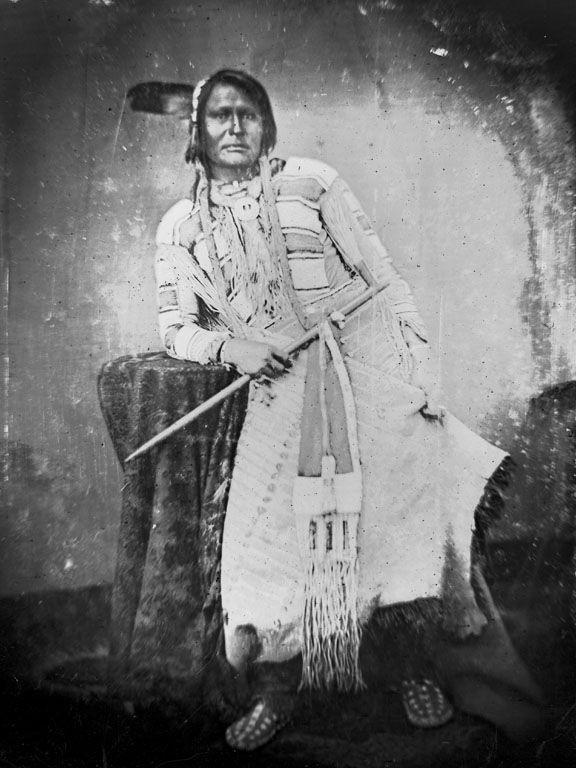 photos amerindiens noir et blanc